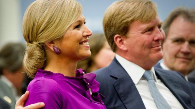 maxima en Willem