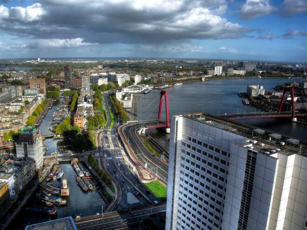Maasboulevard Rotterdam