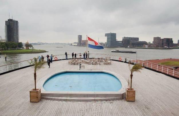 zwembad SS Rotterdam