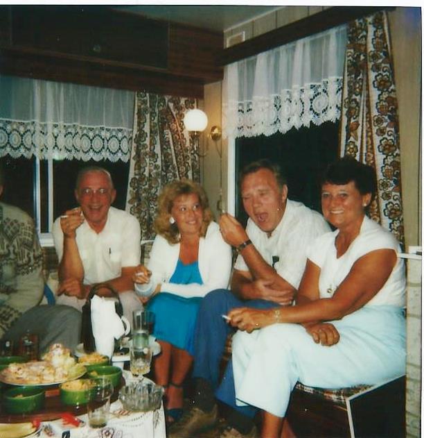 Jan Joop Cock en Gaby