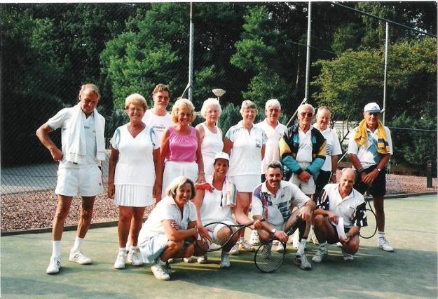 Rosep Tennisploeg 1980