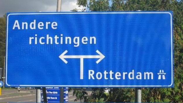 Riotterdam richting