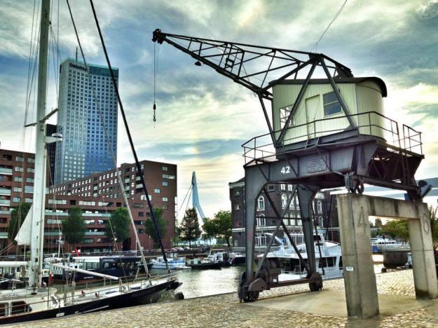 Rotterdam Entrepothaven