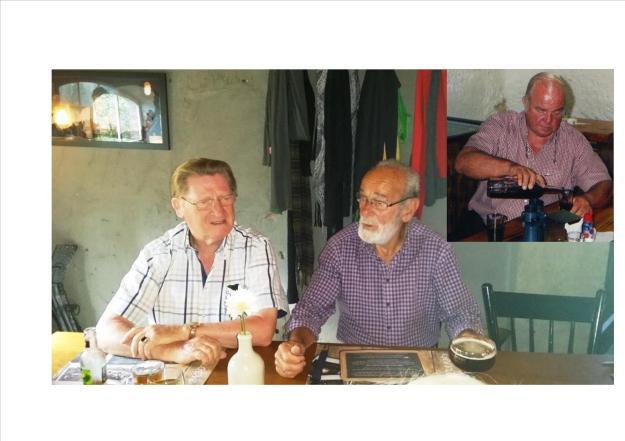 Rinus, Henk en Dick