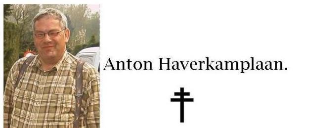 Anton Haverkamp straatnaam