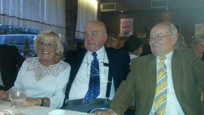 Horst, Gaby en Dick