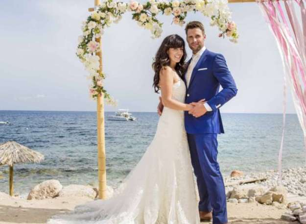 Kirsten en Nick getrouwd.