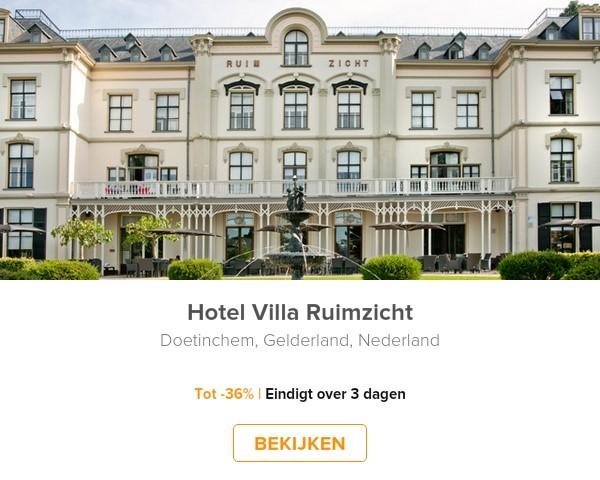Hotel Villa Ruimzigt