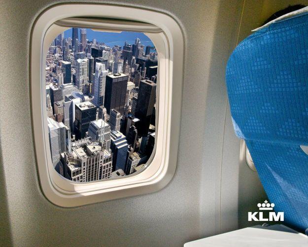 KLM Cockpit